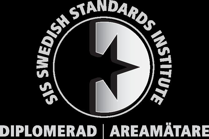 Certiferad att utföra areamätning i stockholm och övriga landet